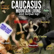 shitonem make the caucasus mountains great again donald focus