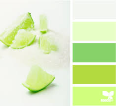 lime green aqua and coral color pallet remodelaholic best