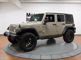 charcoal grey jeep rubicon exotic u0026 luxury car sales ferrari u0026 lamborghini motorcars int