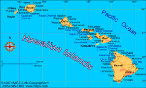 map of hawaii island map of hawaii became the 50th state on august 21 1959 the