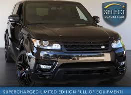 used 2015 land rover range rover sport 5 0l v8 supercharged