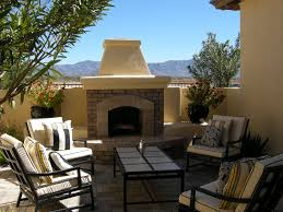 it u0027s not too late to enjoy an outdoor fireplace santa rita