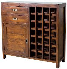 Wood Wine Cabinet Wine Rack Cabinet Insert 9719