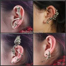 earrings cuffs 2018 2012hot ear cuff earrings snake ear cuffs cartilage cuff
