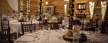 hocking hills ohio rustic wedding venue barn at rush creek