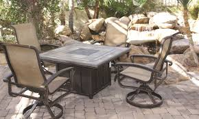 Firepit Outdoor Navajo Pit Dining Room Table Chairs The Dump America S