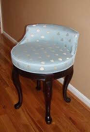 Antique Vanity Chairs Remarkable Vintage Vanity Chair Contemporary Best Inspiration