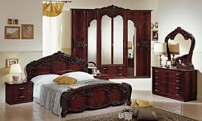 mahogany bedroom furniture contemporary in modern home interior