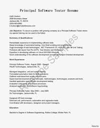 sle resume for freshers career objective best solutions of testing resume sles tips for software