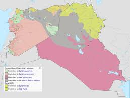 Syria Turkey Map by Map Of Syrian Civil War And Iraq Isis Conflict Very Simple Key