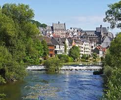 Wehr Baden Kostenlose Foto Wasserfall Blume Stadt Fluss Kanal Dorf