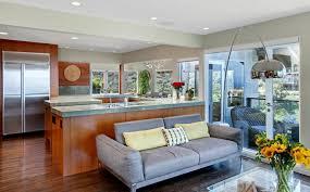 decoration salon avec cuisine ouverte stunning deco maison cuisine ouverte pictures design trends 2017
