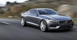 concept cars desktop wallpapers the volvo concept coupé u2013 the next generation p1800 elegant