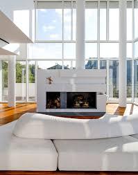 richard meier u0027s high end design focused on a white beach mini