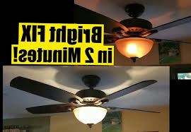 hton bay ceiling fans with lights hton bay ceiling fan light works but not ceiling light ideas