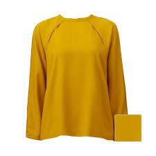 rayon blouse rayon tuck sleeve t blouse uniqlo