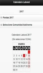 agenda apk app calendario laboral 2017 agenda apk for windows phone android