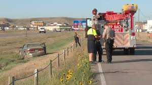 two car crash near box elder leads to arrest