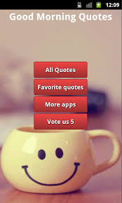 morning quotes messages for android morning