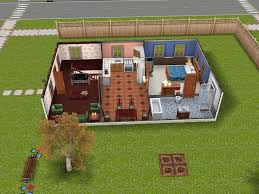 Home Design For Sims Freeplay Sims Freeplay House Theme Inspired By One Bedroom Home Sims