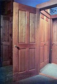 Cabinet Door Plans Woodworking 22 Best Door Construction Images On Pinterest Doors Wood
