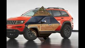 jeep sports car concept 2019 2018 jeep grand cherokee wagoneer suv concept changes