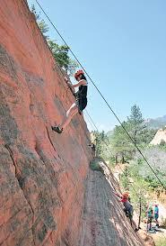 Rock Climbing Garden Of The Gods Outdoor Recreation Delivers Summer Activities Fort Carson