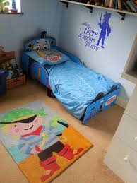 Thomas The Tank Engine Bed Review Thomas The Tank Engine Toddler Bed Emmy U0027s Mummy
