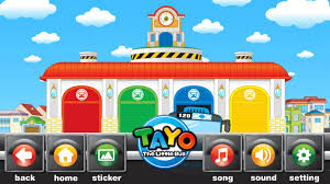 Tayo U0027s Driving Game Android Apps On Google Play