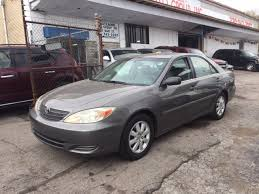 02 toyota camry xle 2002 toyota camry xle v6 4dr sedan in youngstown oh six brothers