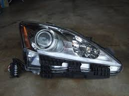 headlights for sale ca fs 2006 2009 is250 350 oem hid headlights for sale complete l