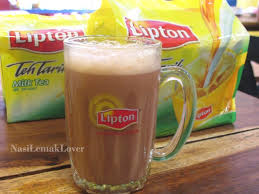 Teh Lipton nasi lemak lover jom teh tariklah with lipton review giveaway