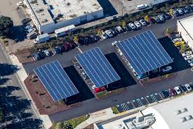 Solar Canopy by Commercial Solar Energy Projects U0026 Clients Portfolio