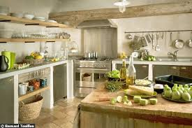 no cabinets in kitchen from purdue to provence kitchen inspiration rustic yet modern