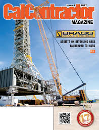 calcontractor crane u0026 high reach 2017 by cms issuu