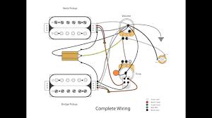 humbucker wiring diagrams carlplant remarkable guitar diagram 2 1