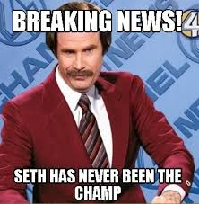 Breaking News Meme Generator - meme creator breaking news seth has never been the ch meme