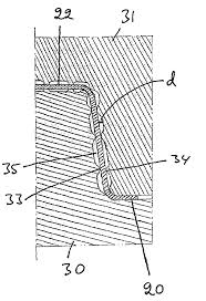 patent us7678208 method of stamping and hardening a metal