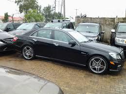 mercedes e63 for sale a brand 2012 mercedes e63 amg for sale autos nigeria