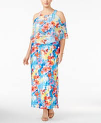 plus size dresses macy u0027s