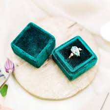 geode engagement ring box 7 of the prettiest engagement ring boxes we ve seen who what wear