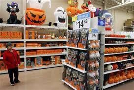 Outdoor Halloween Decorations Walmart by Halloween Decorations Walmart Halloween Characterworld Co