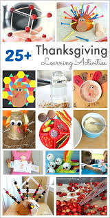 25 thanksgiving themed educational activities for learning