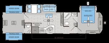 camper floor plans elegant cikira retro lite small travel trailer