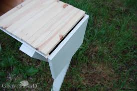 building a top bar hive the grovestead