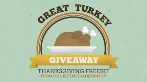 free thanksgiving themed psd the great turkey giveaway