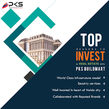 pks buildmart is leading real estate company in noida here top 4