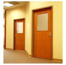 unique design for interior wooden door with detailed door pattern