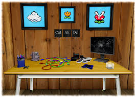bedroom scenic epic video game room decoration ideas for gamer