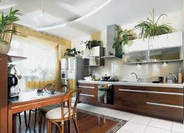 ideas for tops of kitchen cabinets greenery above kitchen cabinets ideas with decorative plants